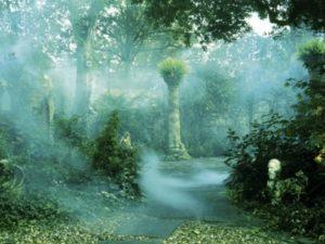 Rubber Cults Enchanted Garden