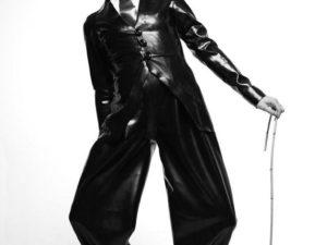 Latex Charlie Chaplin