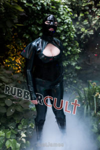 Rubber Cult Enchanted Garden