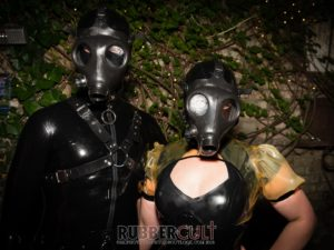 Gas Mask Gang