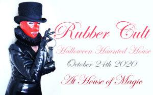 Halloween Haunted House Oct 24th